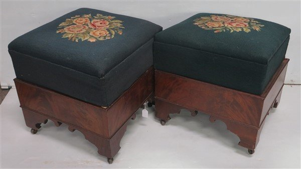 PR Empire Footstools