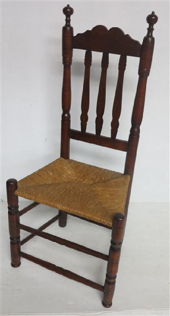 Bannister Back Side Chair
