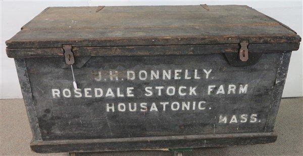 Housatonic Mass Farm Box
