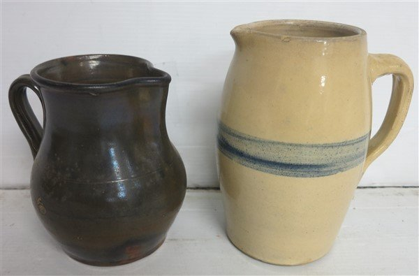 4 Pc. American Pottery lot
