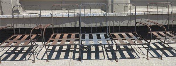 5 pc Iron Furniture