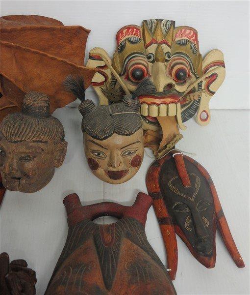 lot of masks - 3