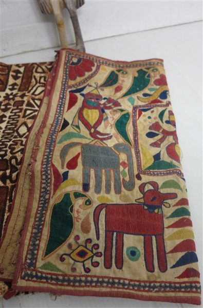 Decorative Textiles & figure - 3