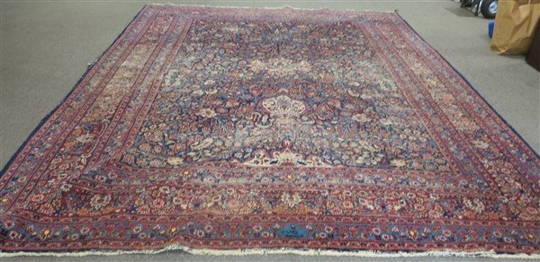 "Early room size persian 8'10"" X 11'6"""