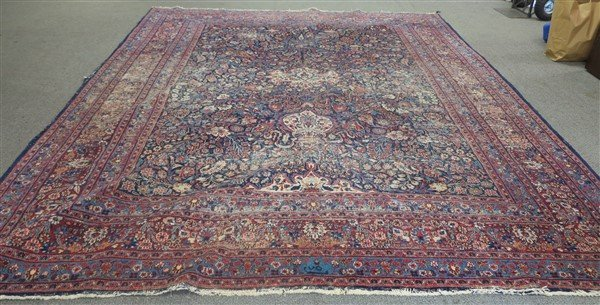 "Early room size persian 8'10"" X 11'6"" - 2"