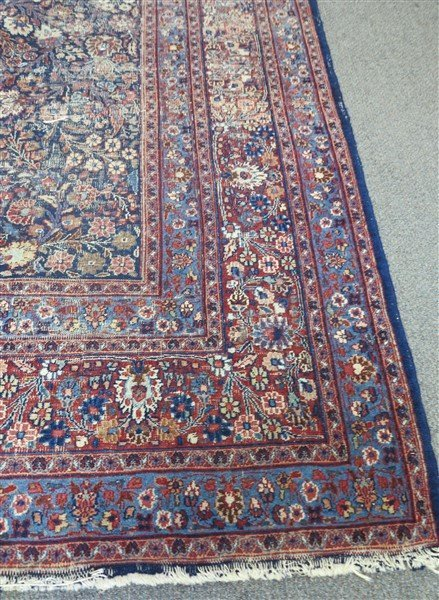 "Early room size persian 8'10"" X 11'6"" - 3"