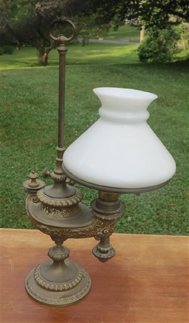 """Brass """"genie"""" lamp, nice, nice quality"""