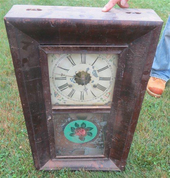 """4 clocks """"as found"""" - 2"""