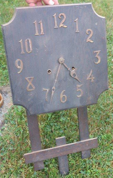 3 clocks - 2