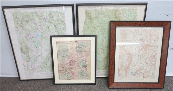 4 framed local maps