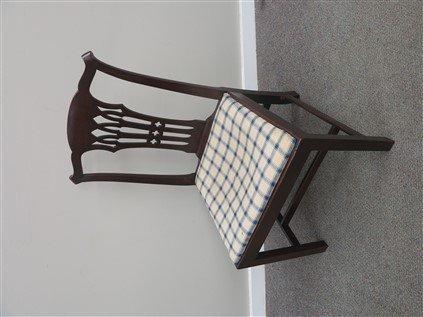 2 18th century Chipp chairs - 2