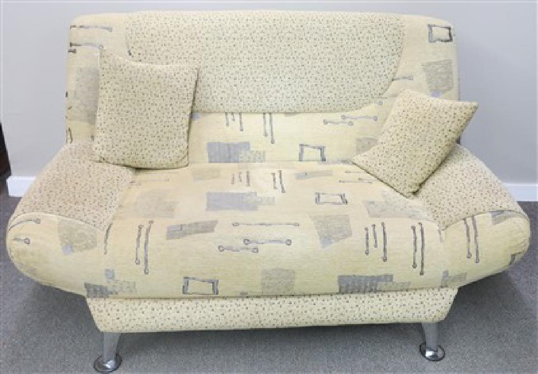Italian designer mid-century sofa