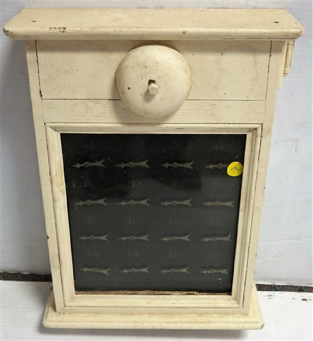 Vintage Hotel Call Box