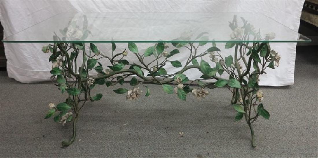 Italian mid-century coffee table