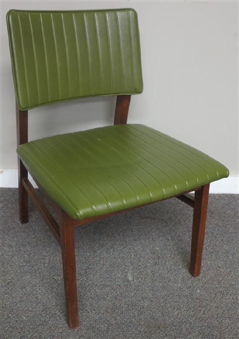 Mid-century side chair