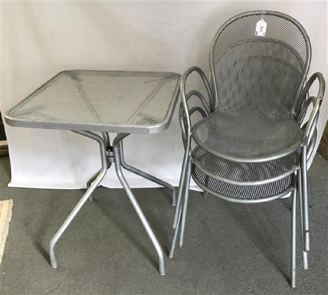 Italian Table and 3 Chairs