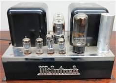 4 vintage McIntosh components