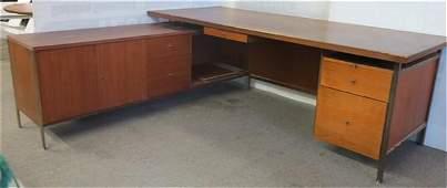 Paul McCobb Executive Desk