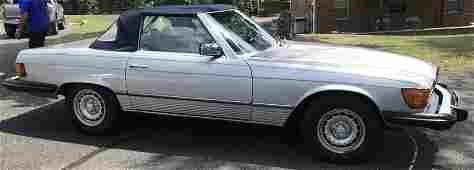 1978 450SL Mercedes Mint Clean 42k miles