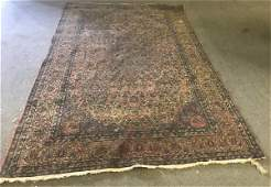Nice Quality ca. 1920 Persian Rug- Needs Cleaning