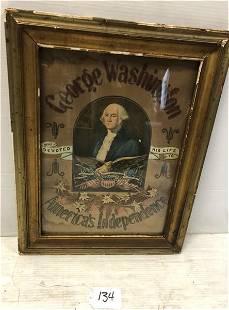 "George Washington Commemorative 15""x 19"""