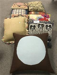 9 Pillows