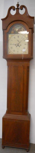 Philadelphia England Tall Case Clock, C. Townsend