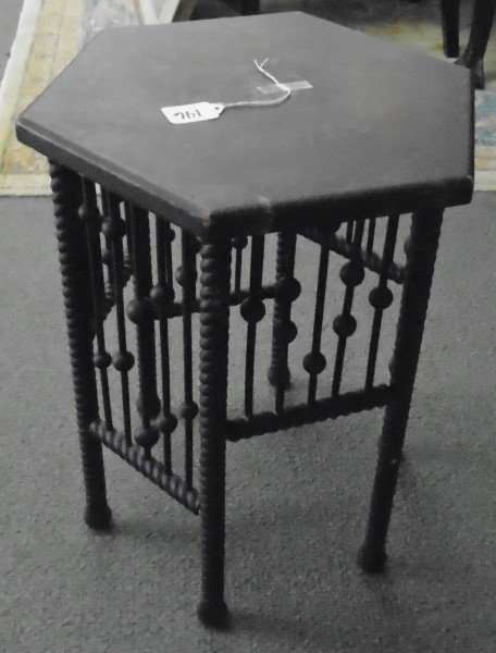 Stick and Ball Tabouret