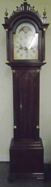 Tall Case Clock, Simon Willard, Sligh Furniture Co