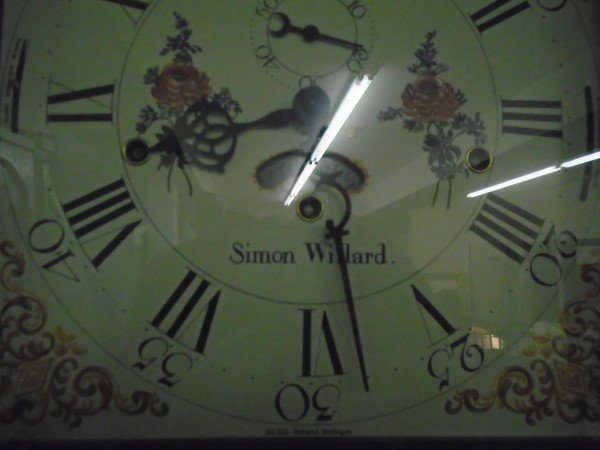 Tall Case Clock, Simon Willard, Sligh Furniture Co - 2