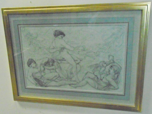 Old Master Drawing