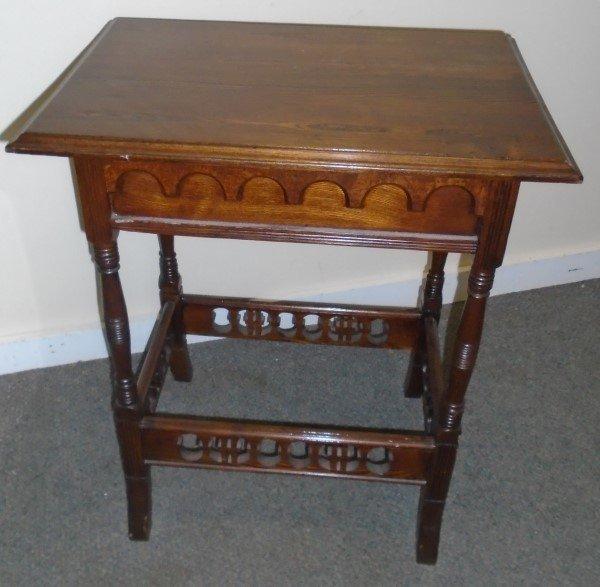 Oak1 Drawer Stand