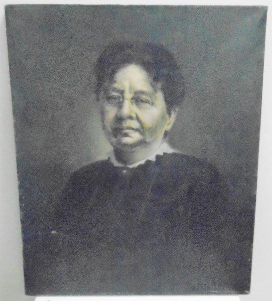 Unframed Portrait