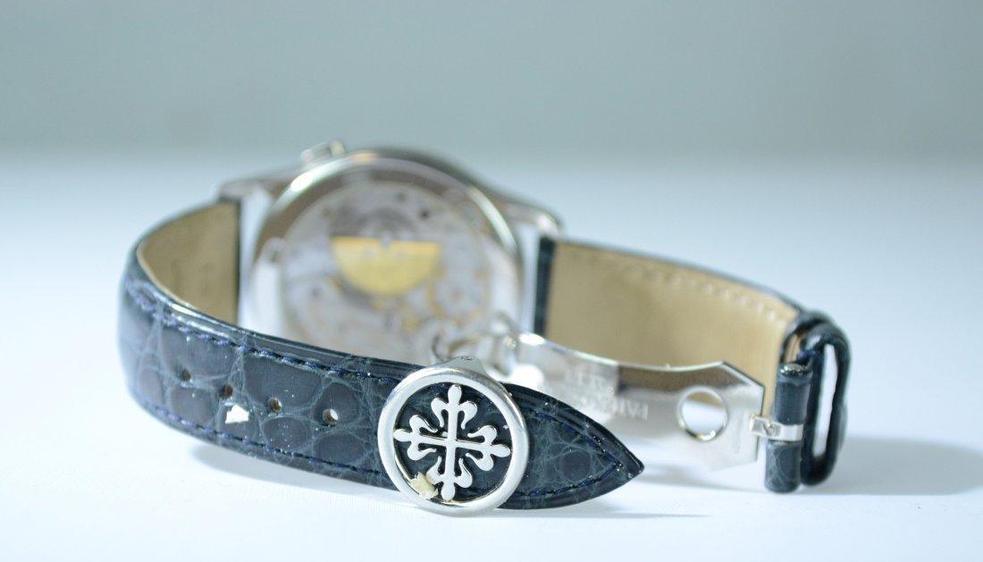 Patek Philippe World Timer.Retail:$59,000 - 7