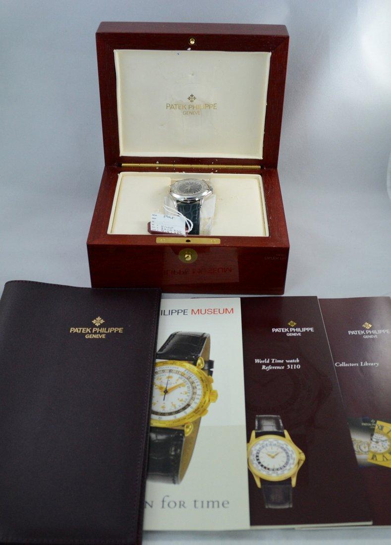 Patek Philippe World Timer.Retail:$59,000 - 8