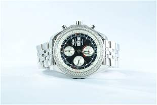 Breitling for Bentley Special Edition Wristwatch