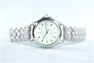 Omega Seamaster Stainless Steel Wristwatch