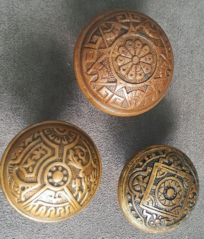 Three Good Small Knobs
