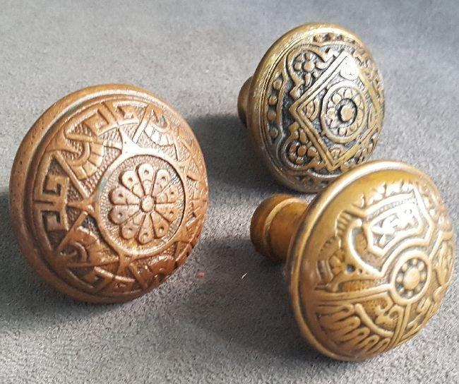 Three Good Small Knobs - 3