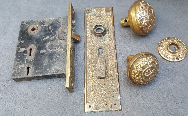 Good Entry Hardware - 3