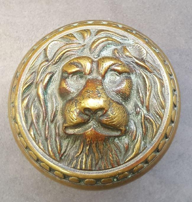 Jumbo Lion Knob - 5
