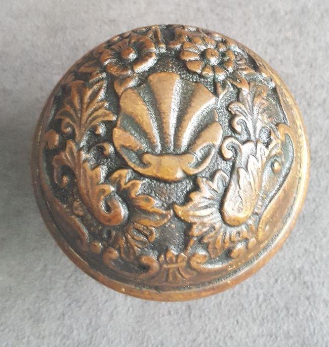 Good Bronze Passage Knob