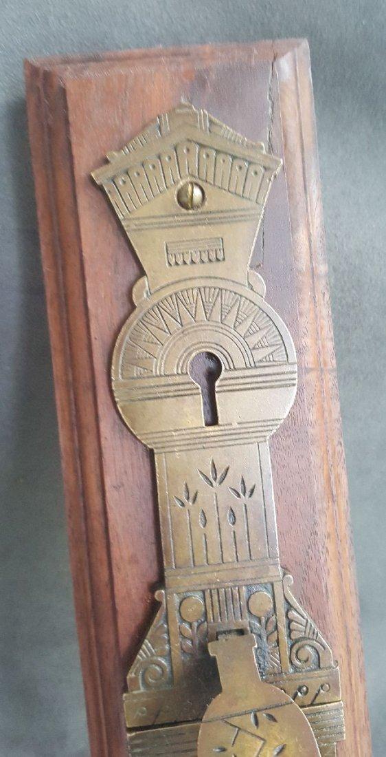 Quality 1880s Door Pull - 2
