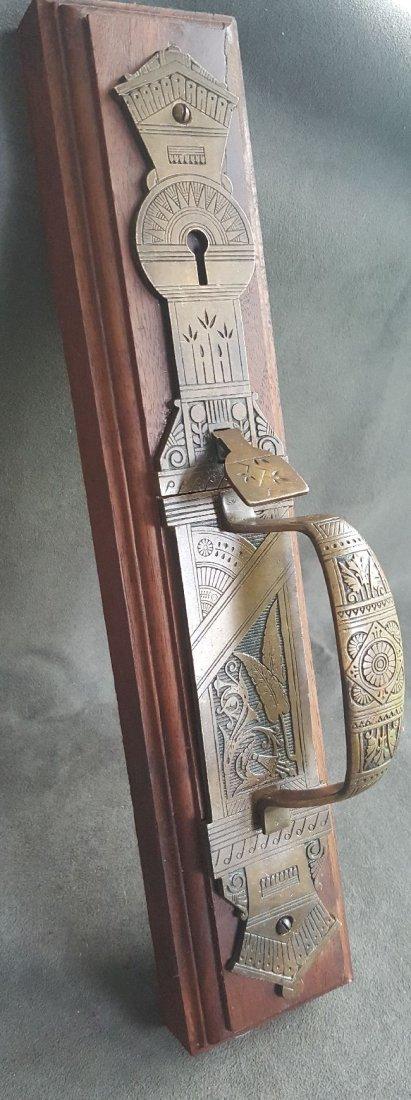 Quality 1880s Door Pull - 4