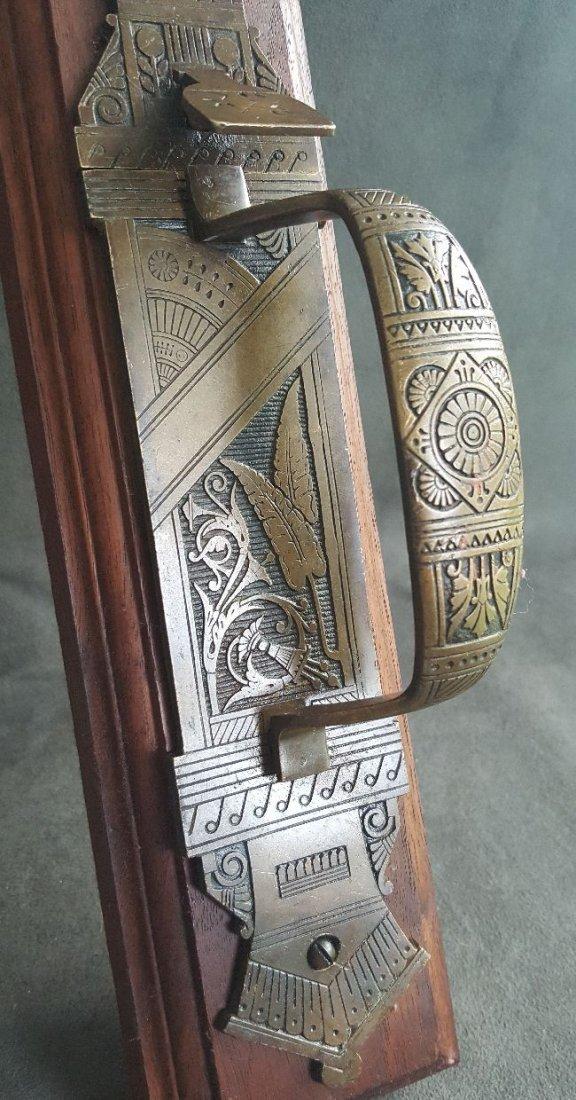 Quality 1880s Door Pull - 5