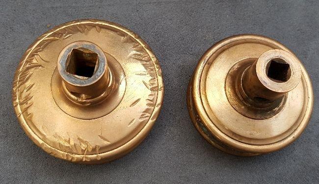 Two Bluebird Knobs - 3