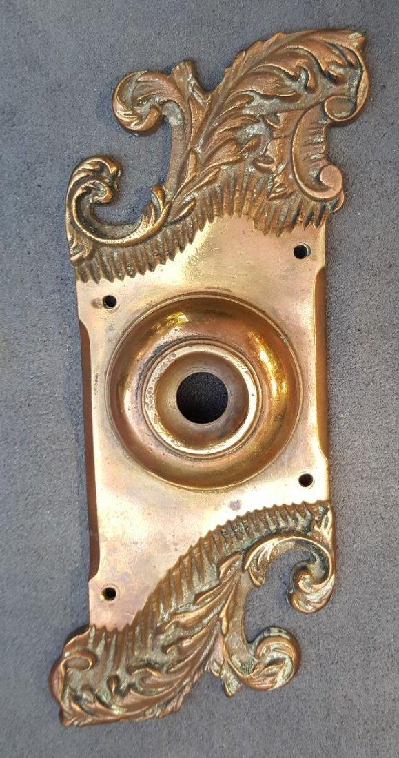 Doorbell Plate