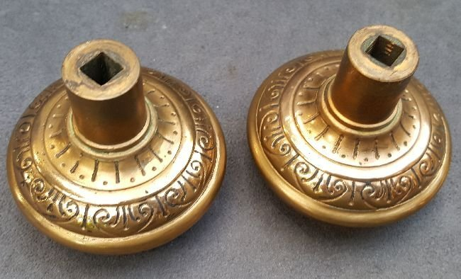 Two Nice Passage Knobs - 2