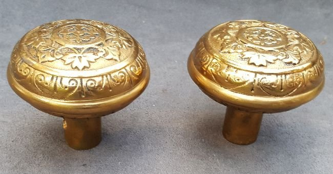 Two Nice Passage Knobs - 4