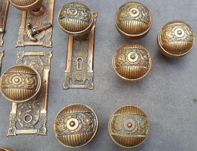 Large Lot of Columbian Hardware - 5